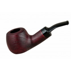 CHERRY no. 42 cherrywood tobacco smoking pipe by Mr. Brog (Poland) 04