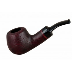 CHERRY no. 42 cherrywood tobacco smoking pipe by Mr. Brog (Poland) 06