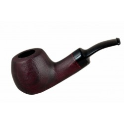 CHERRY no. 42 cherrywood tobacco smoking pipe by Mr. Brog (Poland) 08
