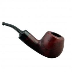 CHERRY #42 red tobacco smoking pipe