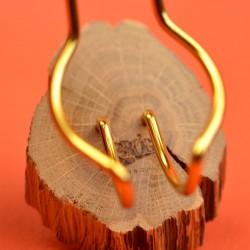 Grey oak flexible pipe stand 05