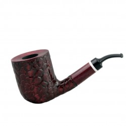 MASON massive billiard full bent red pipe