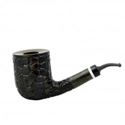 MASON massive billiard full bent tobacco smoking pipe