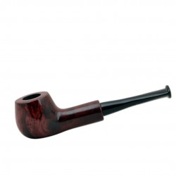 HUANA #50 briar mini red tobacco smoking pipe
