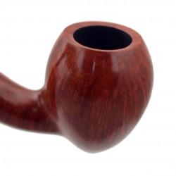 MARCO POLO no. 109 orange churchwarden pipe