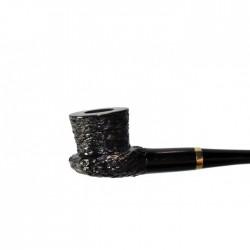 PUELLA #45 rustic zulu black pipe