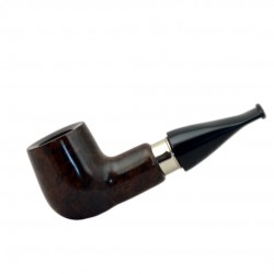 BELFAST no. 69 briar straight chubby brown tobacco smoking pipe