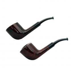 BETA #99 briar bent zulu red pipe