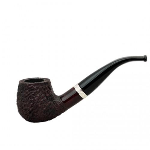 CONSUL #82 rustic red bent apple pipe