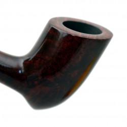 KUROSAWA #66 briar rustic tobacco smoking pipe by Mr. Brog (Poland)