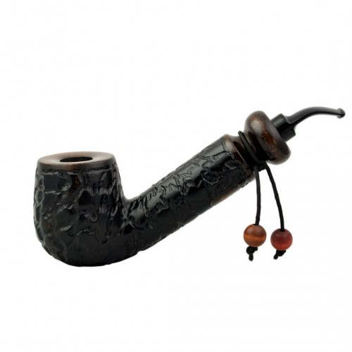 QBRYC giant brown tobacco pipe