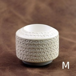Meerschaum bowl for Falcon pipe