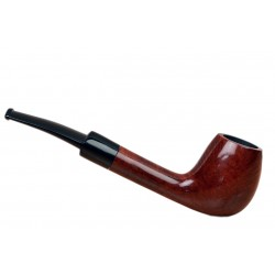 ANDREW no. 103 briar red smooth tobacco smoking pipe by Mr. Brog (Poland)