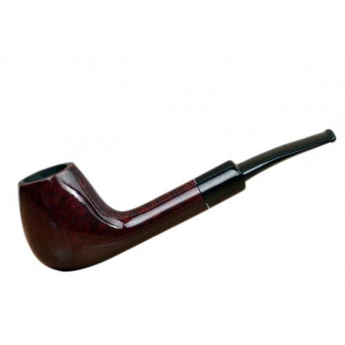 ANDREW no. 103 briar dark smooth tobacco smoking pipe by Mr. Brog (Poland) 02