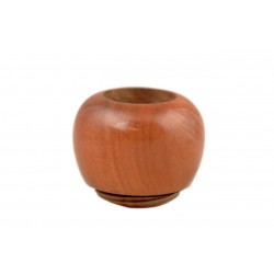 Falcon international filter pipe: bent stem with Hunter apple bowl (UK)