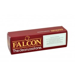 FALCON international filter pipe: bent stem with standard bulldog bowl (UK)