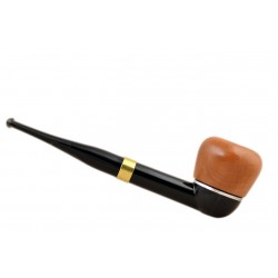 Falcon international filter pipe: straight stem with Hunter genoa bowl (UK)
