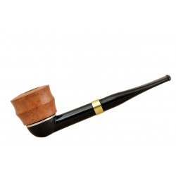 FALCON international filter pipe: straight stem with Hunter plymouth bowl (UK)