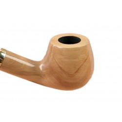 CHURCHWARDEN (no. 14) pear wood  tobacco smoking pipe from Mr. Brog (224)