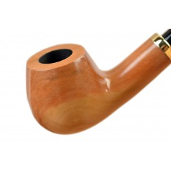 CHURCHWARDEN (no. 14) pear wood  tobacco smoking pipe from Mr. Brog (227)