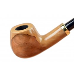 CHURCHWARDEN (no. 14) pear wood  tobacco smoking pipe from Mr. Brog (228)