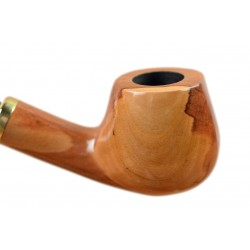 CHURCHWARDEN (no. 14) pear wood  tobacco smoking pipe from Mr. Brog (230)