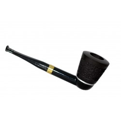 Falcon international filter pipe: straight dental stem with classic range hyperbole bowl (UK)