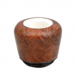 FALCON interchangeable briar pipe bowl