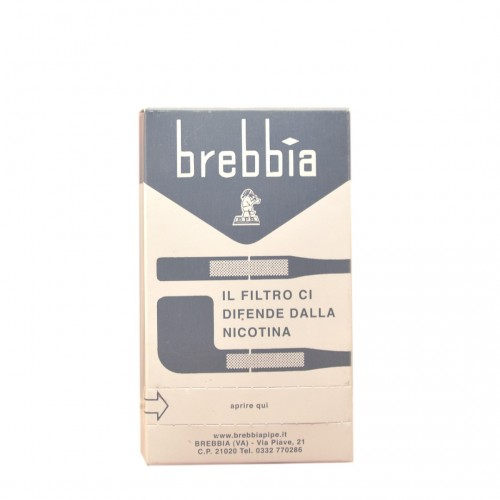 9mm coal filters (100 filters) by Brebbia